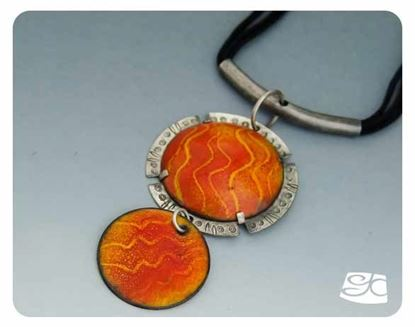 Picture of Torch Fired Pendant I DIY Tutorial