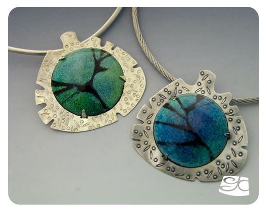Picture of Torch Fired Pendant II DIY Tutorial