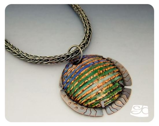 Picture of Torch Fired Pendant III DIY Tutorial