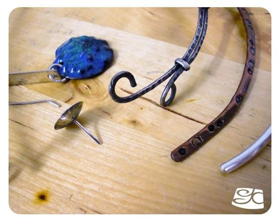 Picture of Jewerly Making TIP # 6: Rounding the ends of your wires.