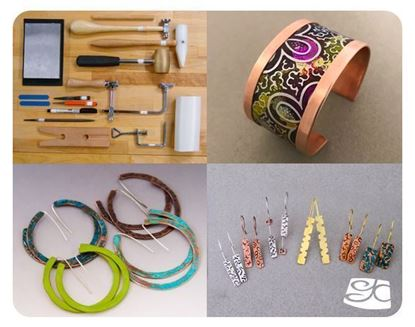 Picture of Gisela Kati  Jewelry Making Combo Set      (Basic Tools, Tutorials and Material's Kit).   FREE SHIPPING.